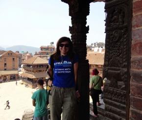 Осмотр достопримечательностей Катманду