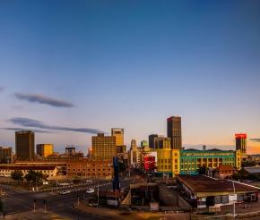 Йоханнесбург, автор: Cksaad, источник: visualhunt