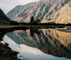 Долина Чулышман, фото: Анастасия Хоруженко
