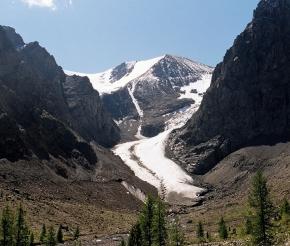 ледник Малый Актру
