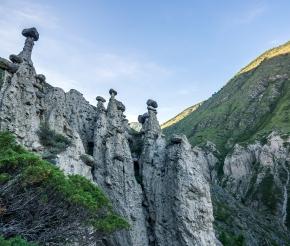Урочище Ак-Курум, фото нашего странника Дмитрия Кочерыгина
