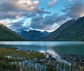 Средне Мультинское озеро