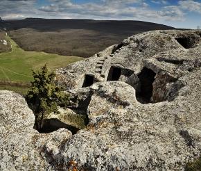 Дома в камне