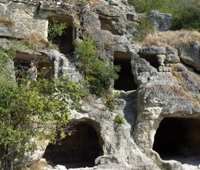Пещерный город Чуфут- Кале
