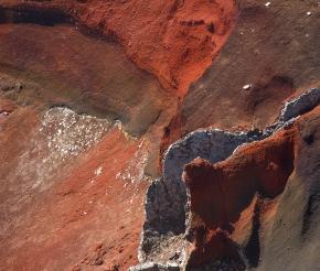 Вулканическая щель, Фото нашей туристки Татьяны Руновой