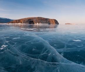 Лазурные льды