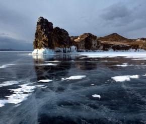 Скалы в Малом море