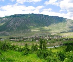 село Чибит