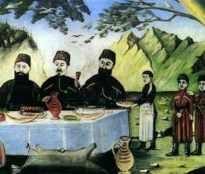 Картины Пиросмани