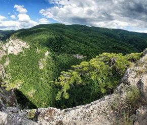 Большой крымский каньон, фото: Максим Гайдученко