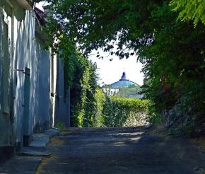 Улочка в старой части города Севастополь