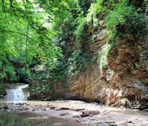 Ущелье Руфабго