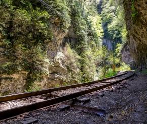Ущелье Гуамка, фото нашего Странника: Дмитрия Кочерыгина