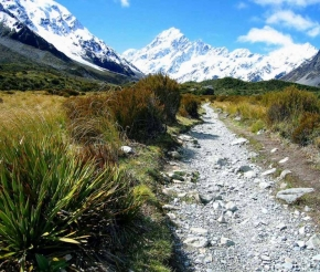 Просторы Национального парка горы Кука