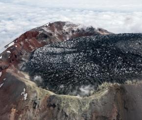 Сопка Авачинского вулкана