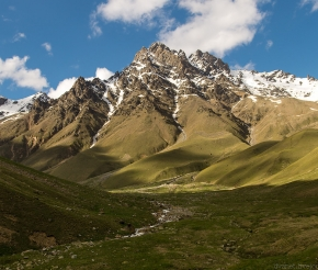 Вершина Ирик Чат, фото Дениса Агапова