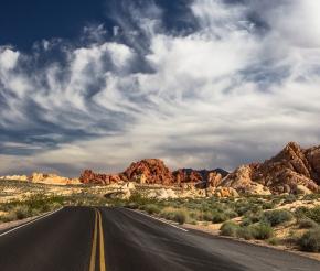 На пути к Лас-Вегасу
