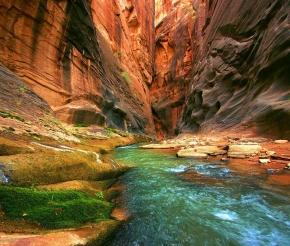 Narrows Canyon