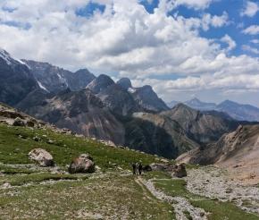 Захватывающая панорама, фото: Дмитрий Плешаков