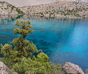 Алаудинские озера, фото: Дмитрий Плешаков