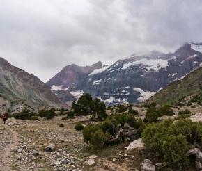 Суровая красота гор, фото: Дмитрий Плешаков