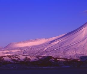 Невероятные виды зимней Камчатки, фото: Горшков Сергей