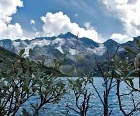 Озеро Поперечного.