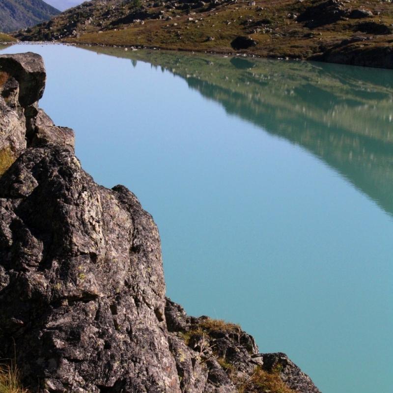 Озеро Куйгук. Прекрасное и холодное!