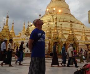 Из путешествия по Мьянме 2017
