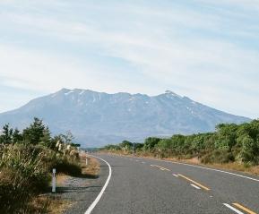 На пути к Тонгариро.