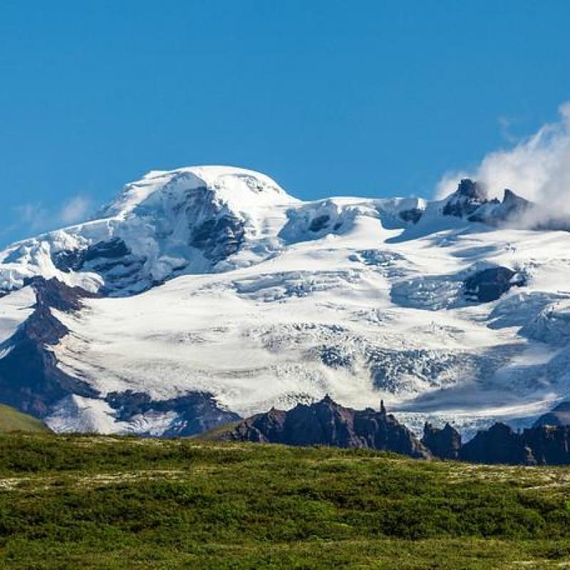 Национальный парк Скафтафедль, ледниковая лагуна Йокулсарлон и ледник Ватнаёкудль