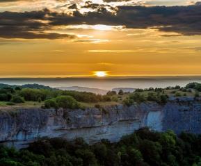 Невероятный Крымский закат