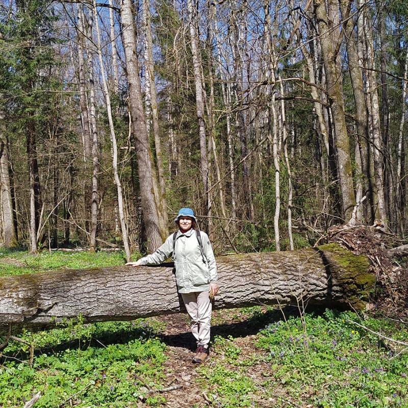 Фото нашего гида Александра Чудновского