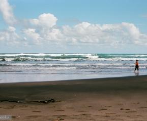 Незабываемая прогулк по пляжу в день прилета.