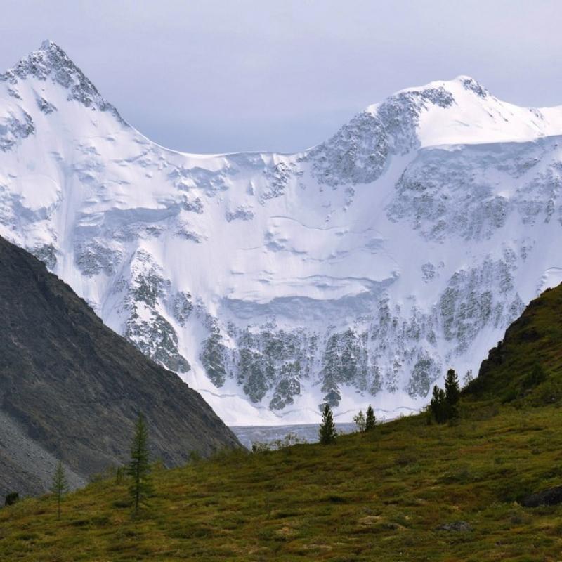Ледники Белуха
