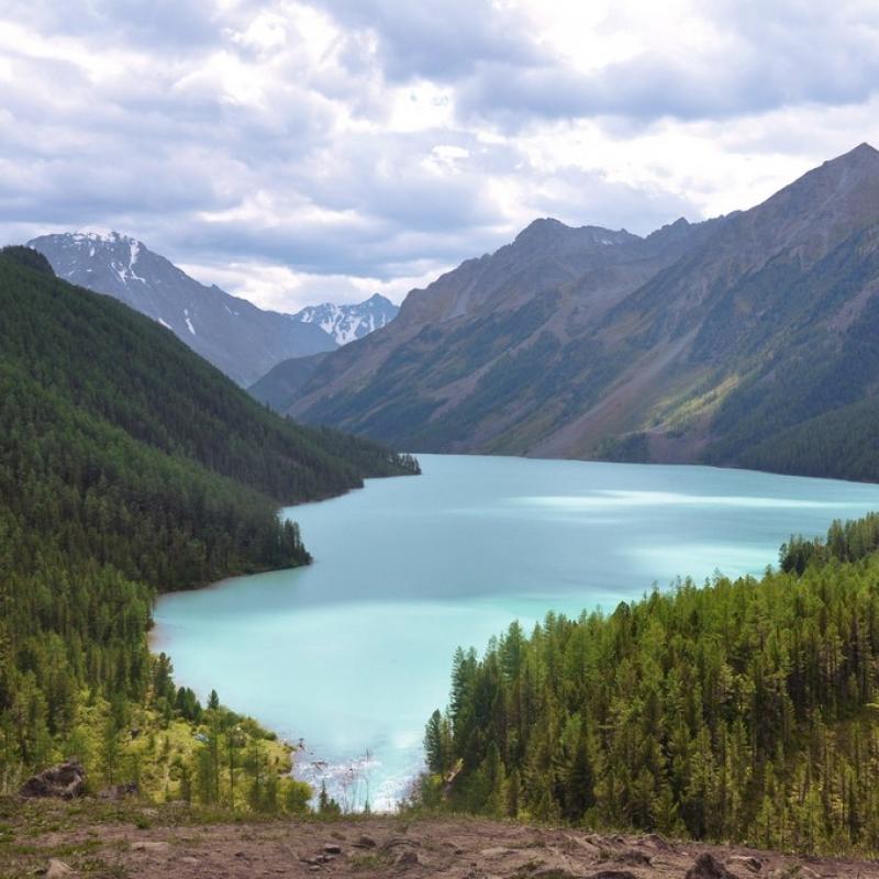 озеро Кучерла