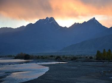 Большое путешествие по Тибету и Непалу: Лхаса и Эверест