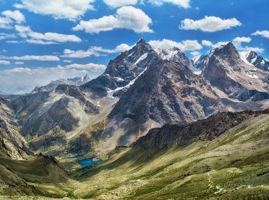 Поход по Фанским горам + Самарканд и Бухара