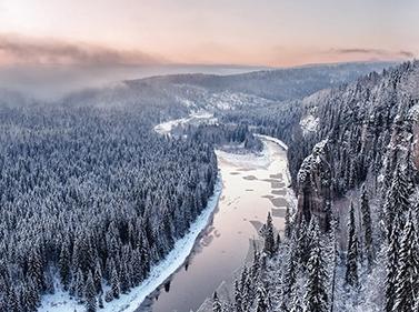 Осенний и зимний Алтай (лайт)