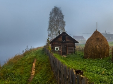 Этнотур по глухим деревням Карелии