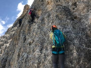 Основы альпинизма и скалолазания