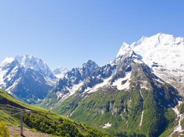 Дигория: восхитительная горная страна