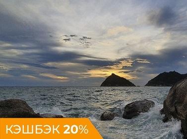 Зимние приключения в Крыму