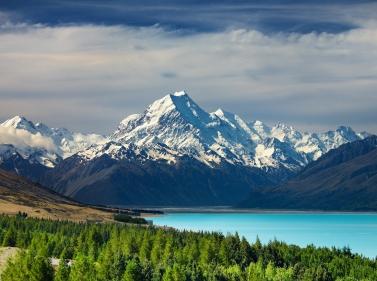 Вся Новая Зеландия за 15 дней