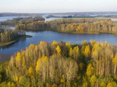 Золотая осень Кенозерья