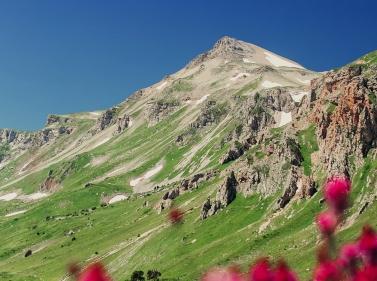 Три вершины Адыгеи: восхождение на Фишт