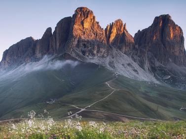 Италия: прогулки в Доломитовых Альпах (Лайт)