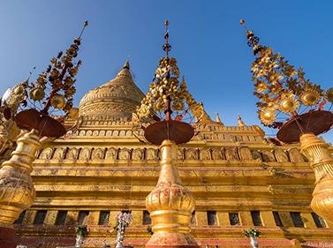 Мьянма: страна живых традиций