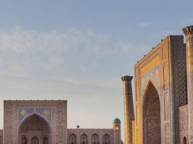 Этнотур: Фанские горы и города Средней Азии