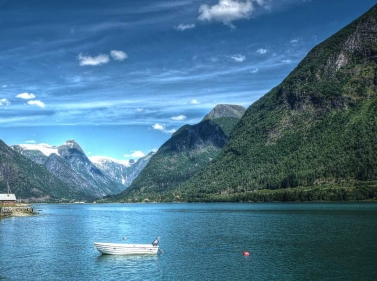Путешествие по Норвегии с комфортом
